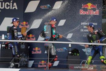Duo Petronas Yamaha puncaki FP2 GP Republik Ceko