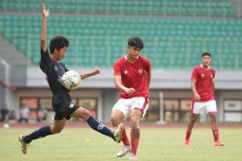 Pelatih timnas U-16 Bima Sakti beri waktu sepekan kepada 12 pemain baru unjuk kemampuan