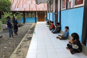 """Gerakan Bali Baca Buku terapkan """"belajar kontekstual"""" selama sekolah daring"""