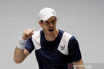 Prancis hanya izinkan 1.000 penonton di French Open