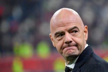 FIFA sebut Swiss tidak punya alasan selidiki Infantino