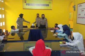 Polisi Sukabumi sediakan fasilitas wifi gratis untuk belajar daring