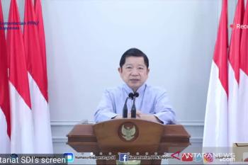 Menteri PPN sebut Satu Data Indonesia dukung pemulihan dampak Corona