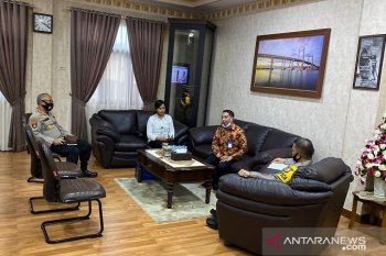 Kapolda Maluku minta Garuda Indonesia dukung pergeseran pasukan
