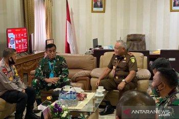 Kapolda - Kajati intensifkan penegakan hukum di Maluku