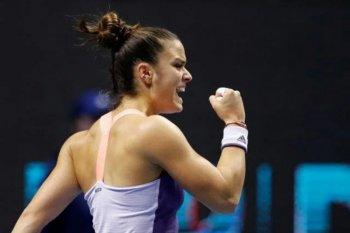 Petenis asal Yunani Maria Sakkari sempat ingin beralih cabang jika tur tenis dibatalkan