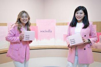 "Archangela Chelsea jadi ""makeup director"" Sociolla"