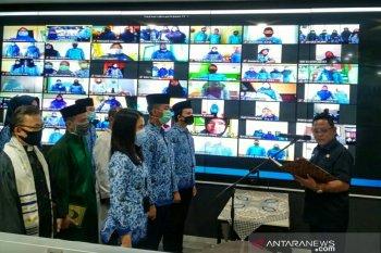Bupati Bekasi lantik 543 ASN dan pejabat fungsional secara virtual