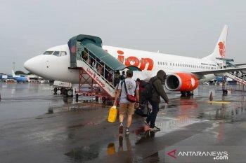 Penumpang reaktif COVID-19, Lion Air hentikan rute Bandara Juanda - Supadio Pontianak