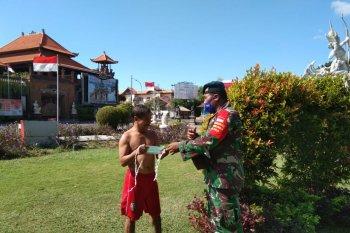 Lanud I Gusti Ngurah Rai adakan patroli protokol kesehatan