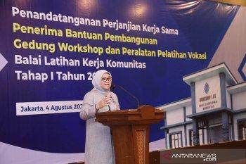 Menaker Ida Fauziyah dorong pelatihan SDM dalam periode bonus demografi Indonesia