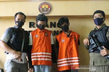 Dijanjikan Rp5 juta jadi kurir sabu, dua warga Curup diciduk polisi