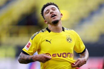 MU masih nego transfer Jadon Sancho, Dortmund  minta Rp2,05 triliun