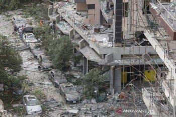 Korban ledakan Beirut bertambah jadi 135 tewas