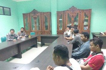 Berikan rasa aman, polisi kawal rombongan Petani Sumatera Utara