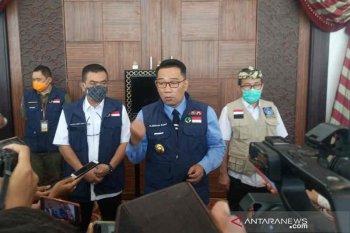 Gubernur Jabar:  Cirebon harus  kejar capaian tes usap minimal 1 persen dari jumlah penduduk