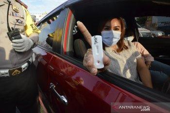 Rapid test geratis tutup Operasi Patuh Krakatau 2020