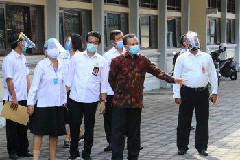 Sekda Bali cek kesiapan sekolah antisipasi belajar tatap muka saat COVID-19