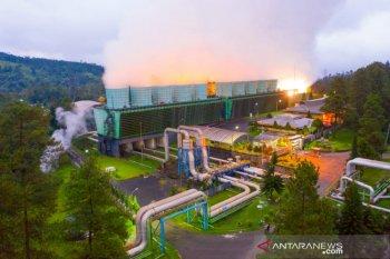 Menteri ESDM Arifin Tasrif tekankan akselerasi pemanfaatan energi terbarukan