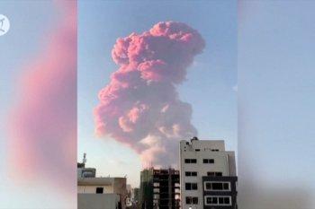 Korban jiwa ledakan Beirut bertambah jadi 135 orang