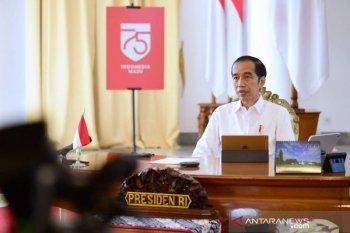 Jokowi: Pilkada 2020 ditengah pandemi momentum tampilkan cara baru berdemokrasi