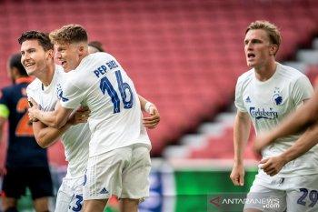 Liga Europa, Copenhagen singkirkan Basaksehir menuju perempat final