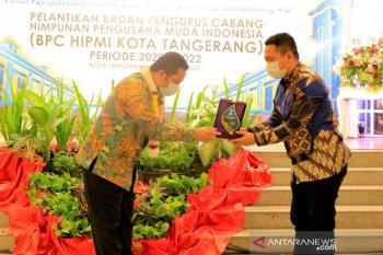 Arif: HIPMI berperan tentukan kebijakan bidang ekonomi