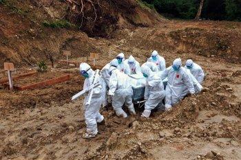 GTPP : Pasien COVID-19 meninggal di  Ambon bertambah