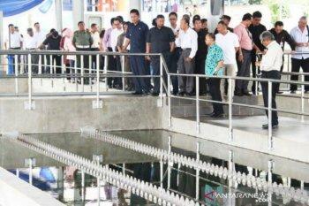 PDAM Tirta Pakuan Kota Bogor dapat penghargaan Penilaian Kinerja Debitur