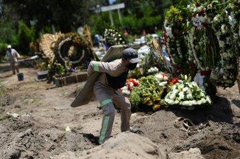Meksiko lampaui 500.000 kasus COVID-19, akan bantu produksi vaksin