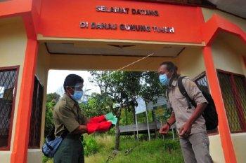Protokol kesehatan masuk taman nasional kerinci seblat