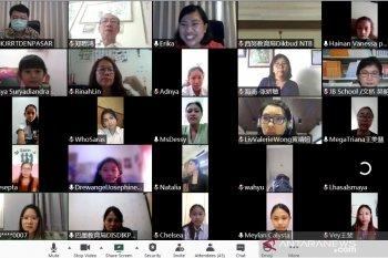 Konjen RRT di Denpasar serahkan beasiswa studi bahasa Mandarin untuk siswa-guru
