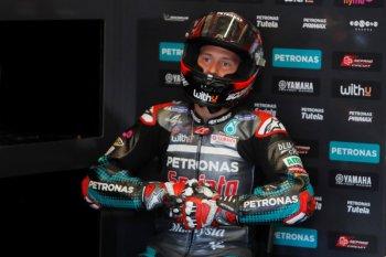 "Quartararo incar ""hattrick"" bersejarah di Grand Prix Brno"