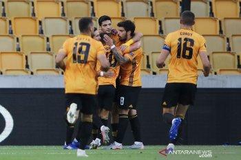 Penalti Raul Jimenez antar Wolverhampton lewati Olympiakos