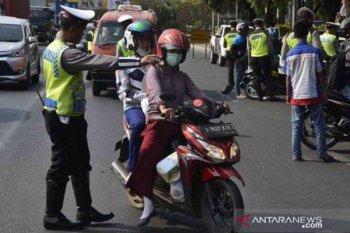 2.031 kendaraan terjaring Operasi Patuh Jaya 2020 di Bekasi