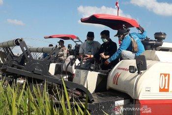 Mentan Syahrul Yasin minta lembaga perbankan permudah petani dapatkan KUR