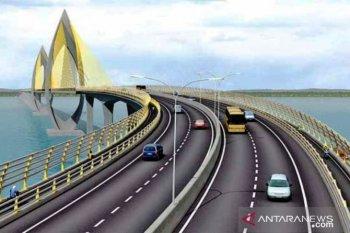 BPJT diminta segera lanjutkan lelang jembatan penghubung Penajam-Balikpapan