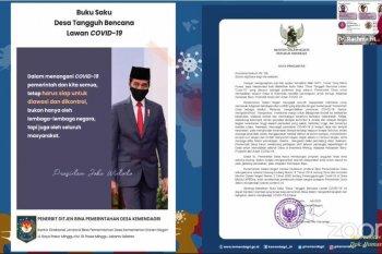 UI kolaborasi menerbitkan Buku Saku Desa Tangguh Bencana Lawan COVID-19