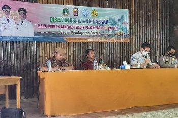 Jasa Raharja bersinergi dengan Bapenda Banten bekali Mahasiswa STIA Bunnajah tentang Pajak Daerah dan SWDKLLJ