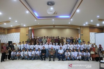 34 pelajar Tanjab Barat timba ilmu di  Akamigas Cepu Blora