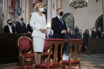 Presiden Polandia positif COVID-19 tapi dalam kondisi baik