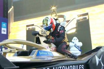 Da Costa kunci gelar juara Formula E di Berlin