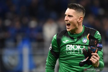 Liga Champions: Gollini dikabarkan absen saat Atalanta bertemu PSG