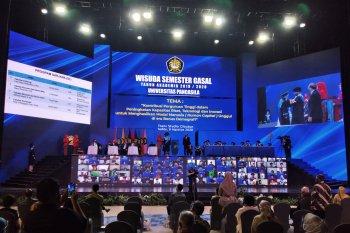 Wisuda Universitas Pancasila secara daring