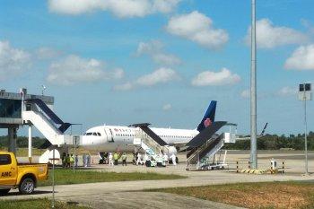 325 TKA asal China masuk ke Bintan gunakan pesawat Qinqdao Airlines