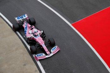 Formula 1: cuma pengganti, Hulkenberg memukau di Silverstone