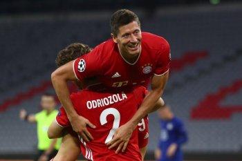 Kalahkan Chelsea 4-1 pada leg kedua Liga Champions,  Bayern ke delapan besar