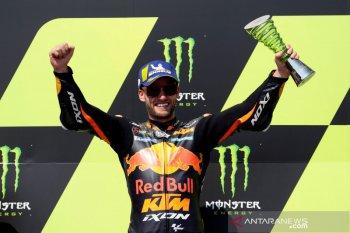 Binder yakin kemenangan di Brno awal dari sesuatu yang luar biasa