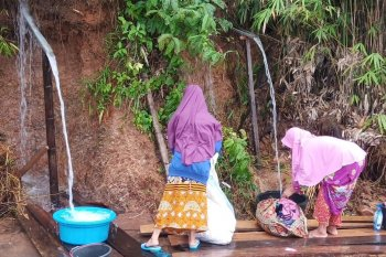 Warga di Pulau Taliabu sudah bisa nikmati air bersih