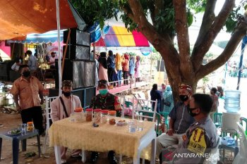 Polres Subang ikut berikan edukasi warga agar ikuti protokol kesehatan